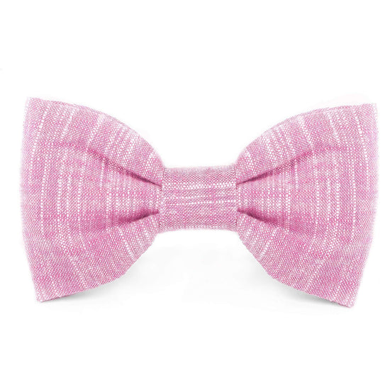 Orchid Dog Bow Tie from The Foggy Dog