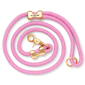 Orchid Marine Rope Dog Leash from The Foggy Dog
