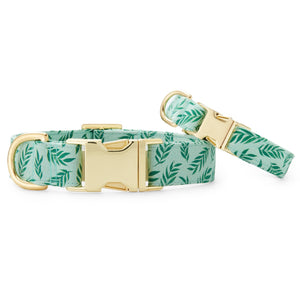 Plant Lady Dog Collar from The Foggy Dog