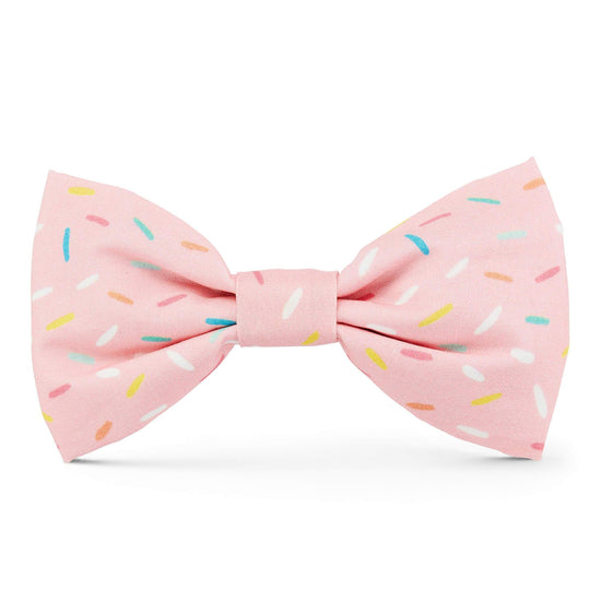 Sprinkles Dog Bow Tie from The Foggy Dog