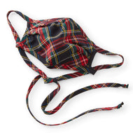 Stewart Plaid Reusable Face Mask from The Foggy Dog