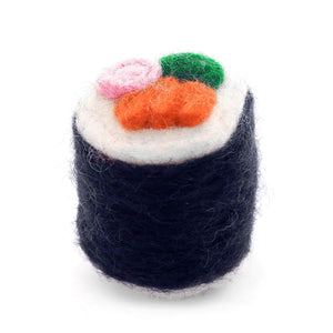 Sushi Cat Toy - California Roll from The Foggy Dog