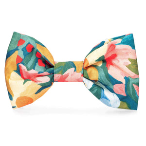 Wildflower Dog Bow Tie from The Foggy Dog