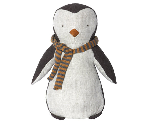 PENGUIN, STRIPED SCARF - Lake Millie
