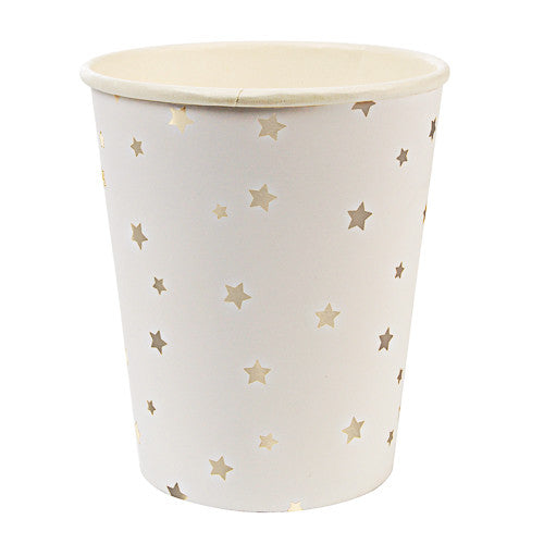 SILVER STAR PARTY CUPS - Lake Millie