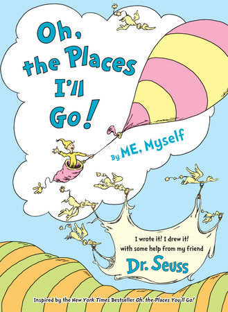 OH THE PLACES I'LL GO! BY ME, MYSELF - Lake Millie
