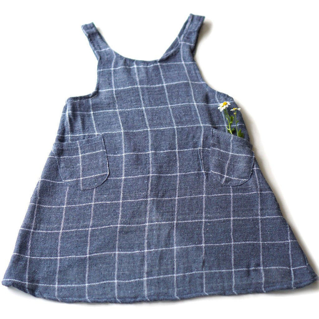 PINAFORE APRON - Lake Millie