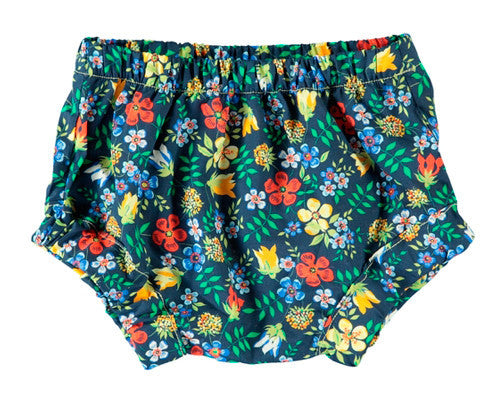 BABY BLOOMERS, FLORAL LIBERTY PRINT - Lake Millie