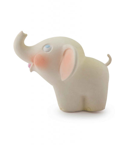 ELEPHANT TEETHER & BATH TOY - Lake Millie