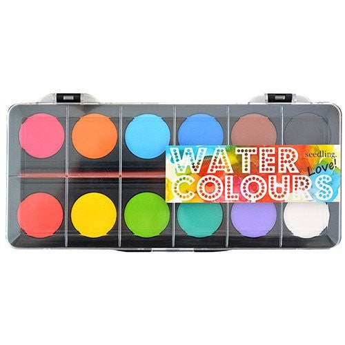WATERCOLOR PAINT SET - Lake Millie