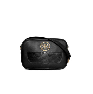 Winged Scarab Monogram Bag