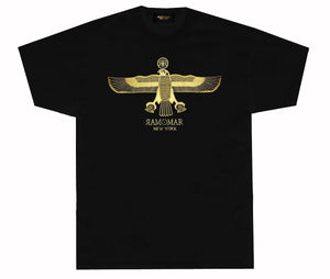 Golden Heru Pectoral t-shirt
