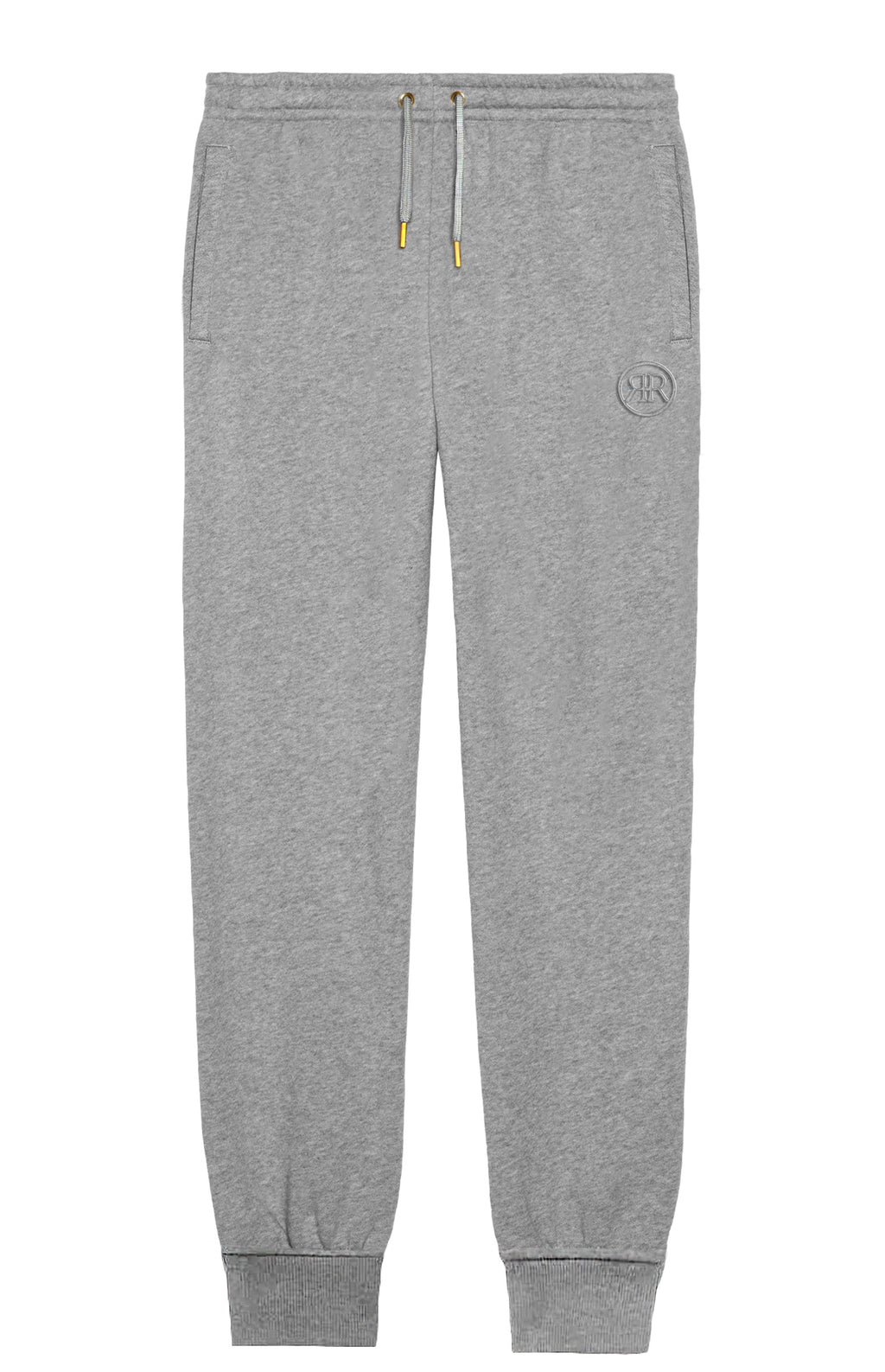 Gray Monogram Sweatpants