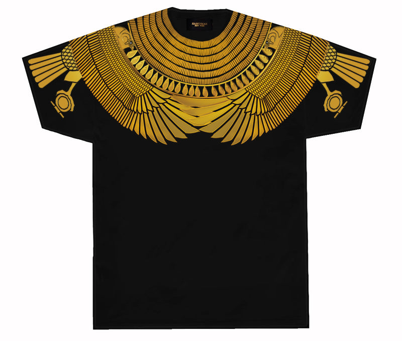 Protected by Golden Horus Black