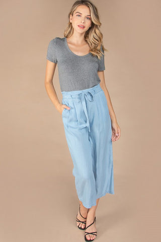 Tencel Pants