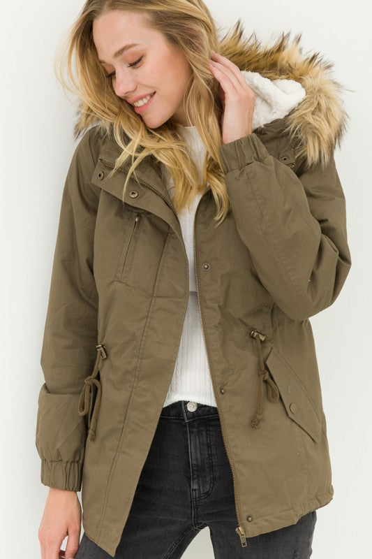 The Olive Coat