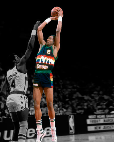 ALEX ENGLISH AUTOGRAPHED 8x10 PHOTO (SPOTLIGHT) - ALEX ENGLISH PRIVATE AUTOGRAPH SIGNING JANUARY 23, 2021