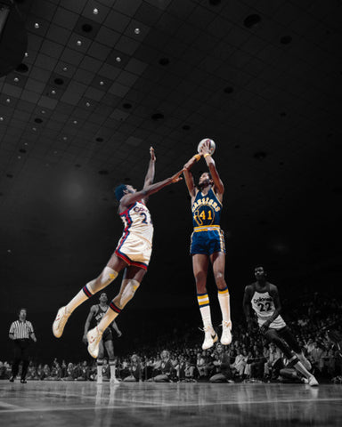 JAMAAL WILKES AUTOGRAPHED 16X20 WARRIORS PHOTO - PRIVATE AUTOGRAPH SIGNING JANUARY 10TH 2021