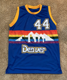 CUSTOM SIGNED JERSEY FOR DAN ISSEL PRIVATE AUTOGRAPH SIGNING JUNE 5TH 2021