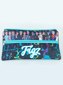 Figz Collection Splatter | Pencil Case