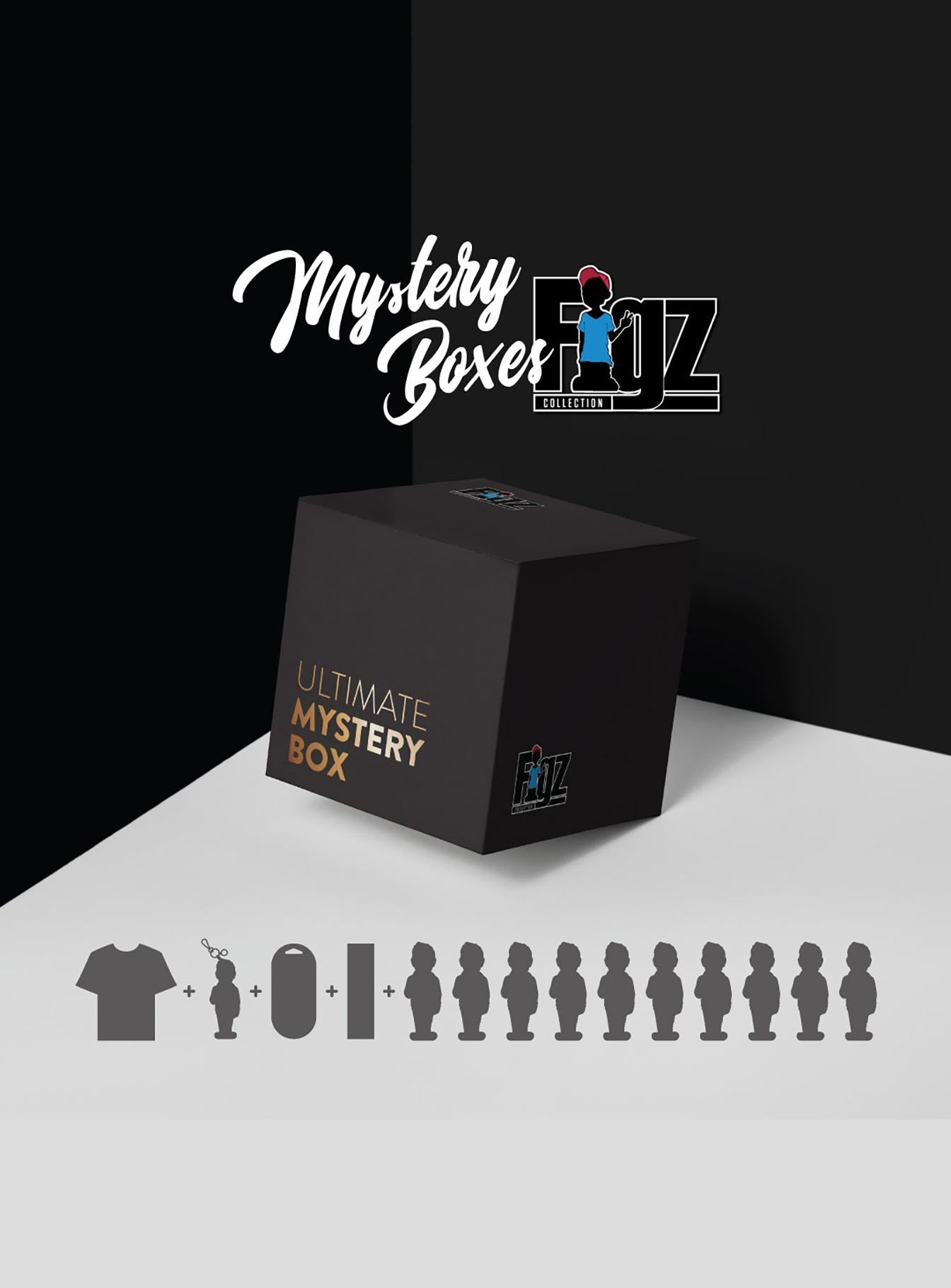 FIGZ Ultimate Mystery Box