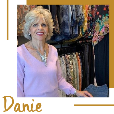 Danie | Size Isn't Everything-Silvermaple Boutique