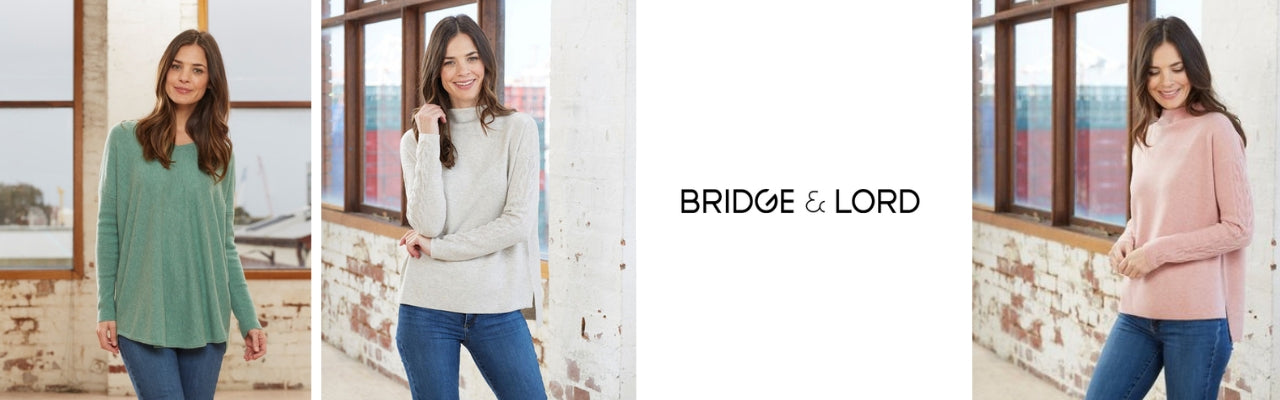 Bridge & Lord | Silvermaple Boutique