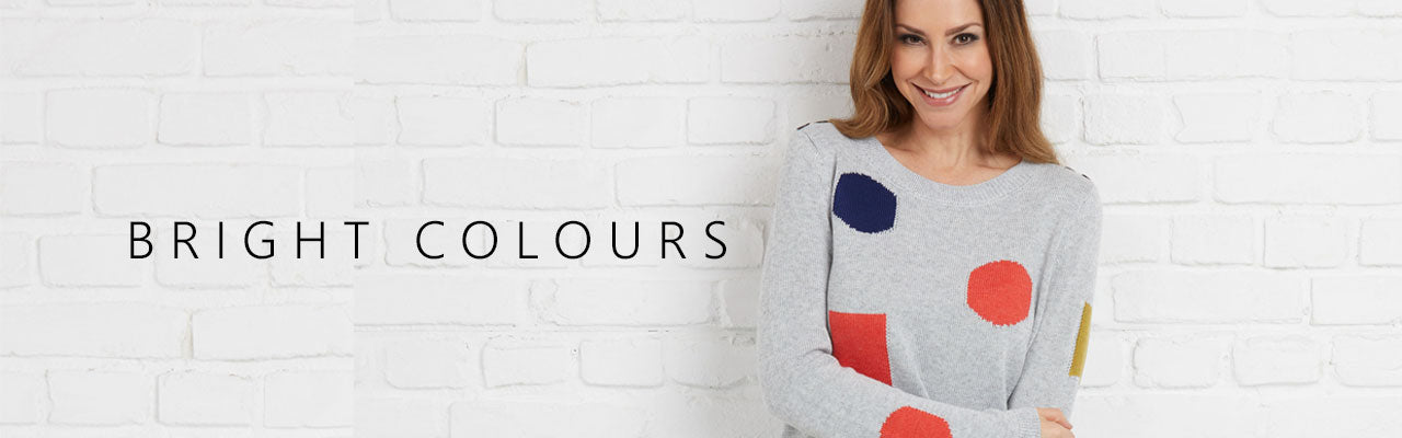 Shop This Season's Trend Bold And Bright Colours | Silvermaple Boutique