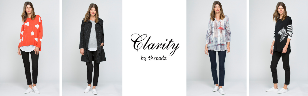 Clarity by Threadz | Silvermaple Boutique