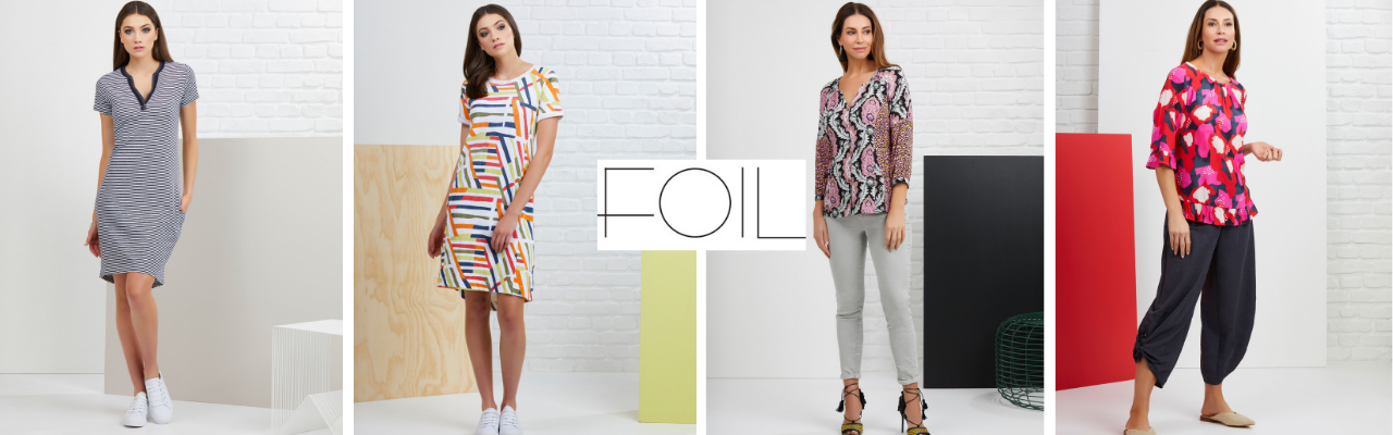 Foil Clothing | Silvermaple Boutique