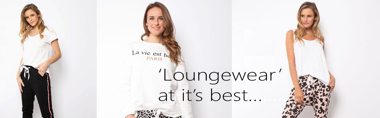 Loungewear Collection | Silvermaple Boutique