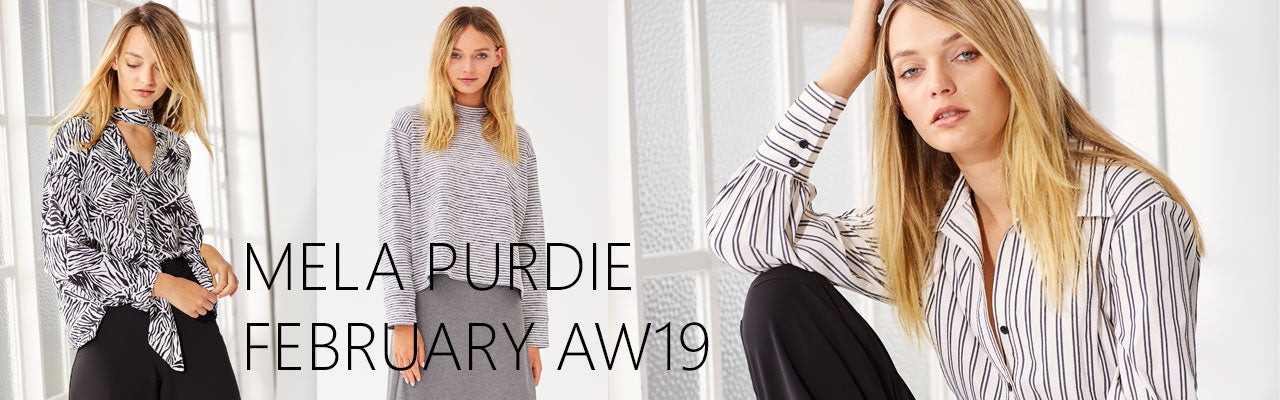 Mela Purdie February AW19 Wardrobe | Silvermaple Boutique