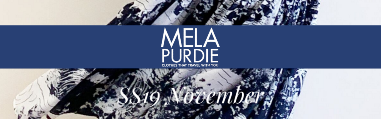 Mela Purdie November SS19 Wardrobe | Silvermaple Boutique