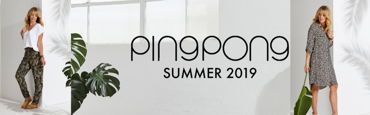 Pingpong Clothing | Silvermaple Boutique