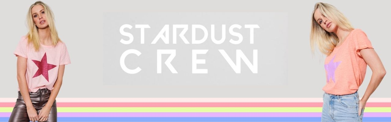 Stardust Crew | Silvermaple Boutique