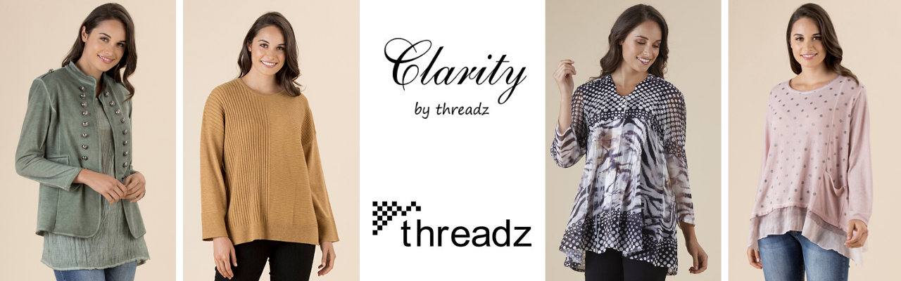 Threadz and Clarity | Silvermaple Boutique