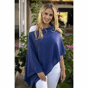 Esperance & Co Cashmere Topper | Cape Cod - Silvermaple Boutique