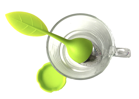 Green Leaf Tea Infuser