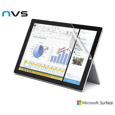 NVS Screen Guard for Surface Pro 3  -  Ultra Clear - 2-pack