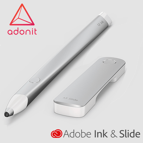 Adobe Ink and Slide by Adonit