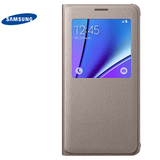 Samsung Galaxy Note 5 S-View Cover - detail