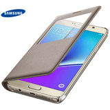Samsung Galaxy Note 5 S-View Cover - Gold