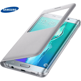 Samsung Galaxy S6 edge plus S-View Cover - Silver