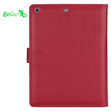 Gecko Deluxe Folio for iPad Air and Air 2 - Red