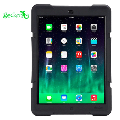 Gecko Rugged Ultra-Protective Case for iPad Air