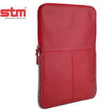 STM  Leather Sleeve for Surface Pro 3 - Red