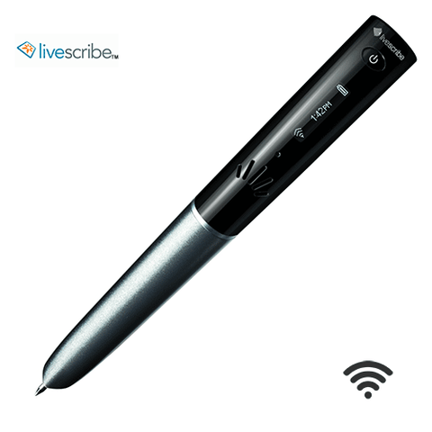 Livescribe WiFi Smartpen - 4gb Model