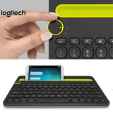 Logitech Multi-Device Bluetooth Keyboard K480 - detail