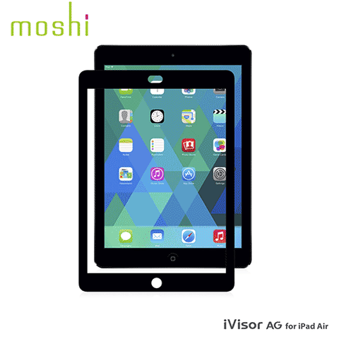 Moshi iVisor Anti-glare Screen Protector for iPad Air  and Air 2