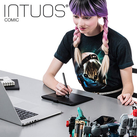 Wacom Intuos Comic graphics tablet